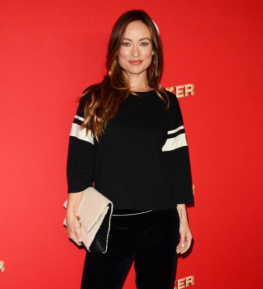 Olivia Wilde doesn't feel pain of Broadway injuries onstage