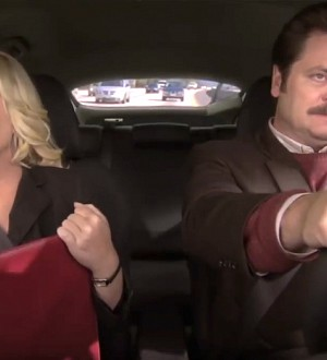 Amy Poehler & Nick Offerman Reuniting to Get Crafty on NBC!